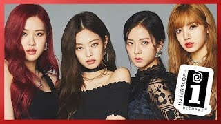 BLACKPINK Signs with U.S Label Interscope