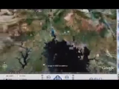 imagenes secretas de Google Earth part 2 luto