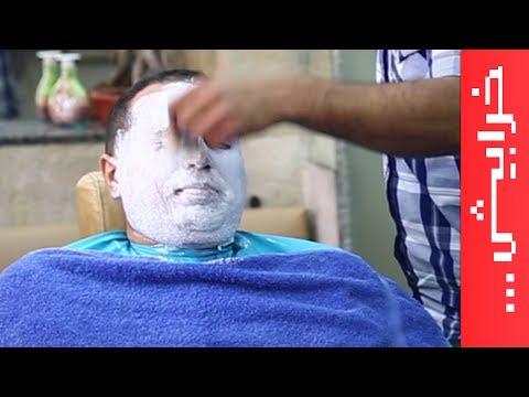#N2OSaudi: محمد مشهور في الحلاقين