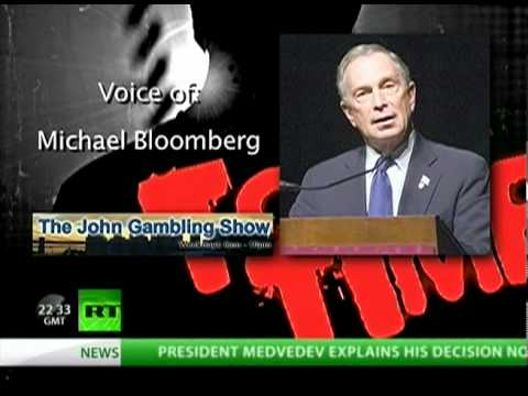 Tool Time: Bloomberg Defends Banks Against Occupy Wall St.