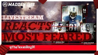 Most Feared Stream W/ Texas | Solo Grindin For Free 90 Overall Elite