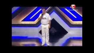 Х фактор 4 Вардан Ареклян новый сезон кастинг Одесса Украина 2013 X-Factor (TV Program)