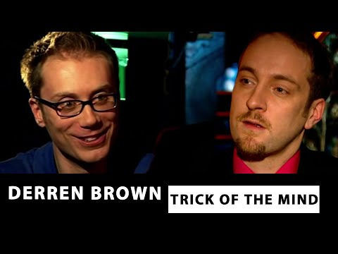 Derren plays Yes or No with Stephen Merchant - Derren Brown: Trick Of The Mind