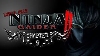 Ninja Gaiden 2 - CH9 [Master Ninja] (All Weapons)