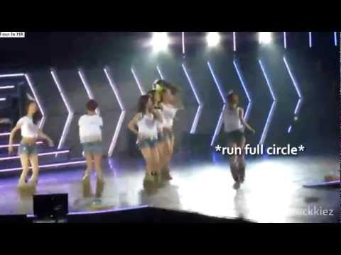 SNSD: Performances Fun Facts