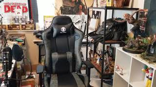 """""""REAL REVIEW"""" Gaming Chair - KILLABEE 8238 (Great Affordable Amazon & MAIL)"""