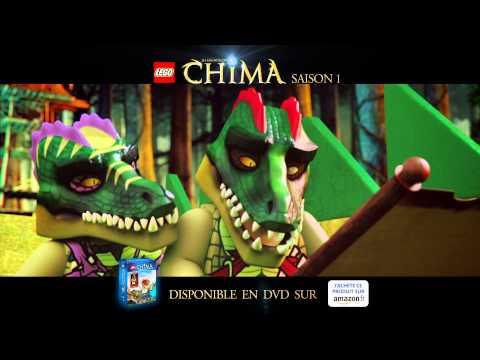 LEGO : Les Légendes de Chima - Saison 1 Disponible !