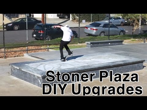 Fixing Up Stoner Plaza