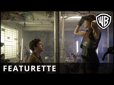 Ready Player One - Steven's Vision Featurette - Warner Bros UK