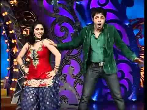 Nachle Ve Season 3 with Saroj Khan Ep 02 Part5 - YouTube.flv