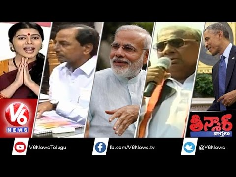 T government 'India Today' award - Modi cancels gas subsidy for rich - Teenmaar News Nov 22nd 2014