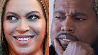 Kanye West said Beyonce