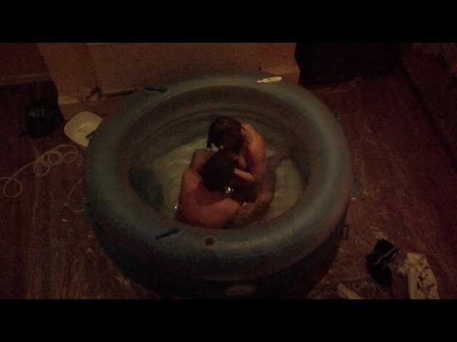 Natural Orgasmic Home Water Birth HD.mov