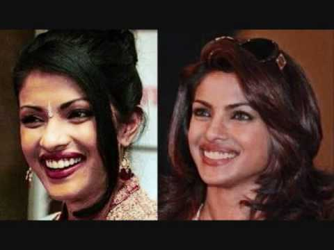 Priyanka Chopra Versus... Wait Let's Focus On Her Blatant Nose Job Lol video
