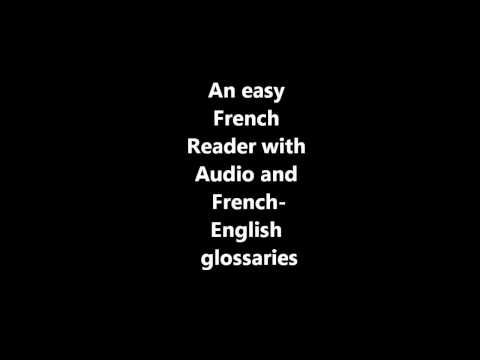 Easy French Stories for Beginners: an all-in-one App (sample), slow french