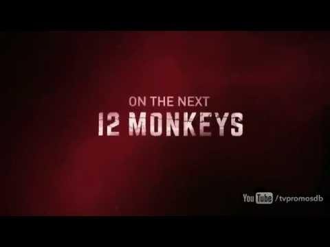 [Promo]  2×09  12 Monkeys/12猴子
