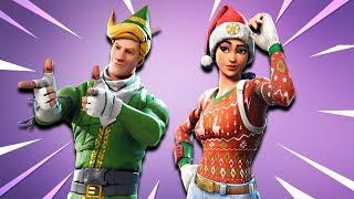 Christmas Skins RETURNING in Fortnite..