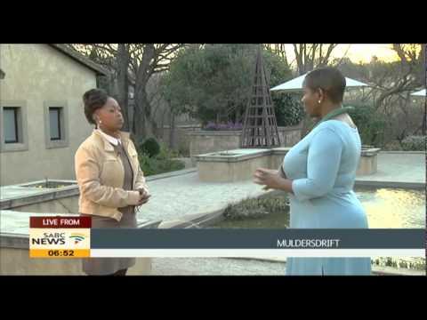 Mantwa Chinoamadi on 2015 Standard Bank Joy of Jazz