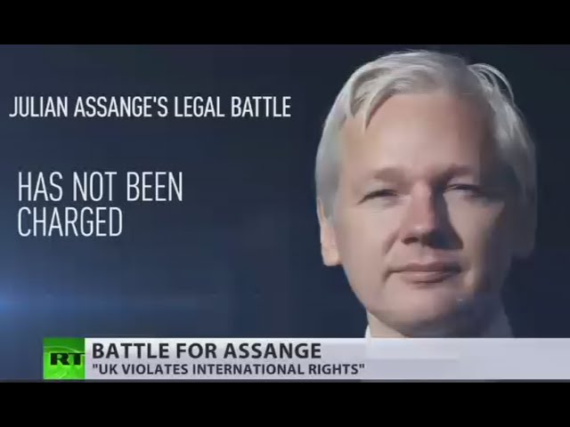 Assange Saga: UN Panel rules in Wikileaks founder's favor, confirms arbitrary detention
