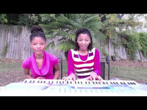 Girl On Fire Alicia Keys chloeandhalle video