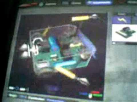 Robot Arena 2 Robot Designs Robot Arena 2 Design
