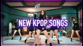 NEW K-POP SONGS - MAY 2018 (WEEK 2)