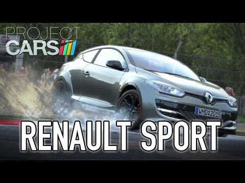Project CARS - Renault Sport (trailer)