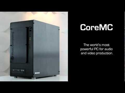 "CoreMC ""Left Brain"" video"