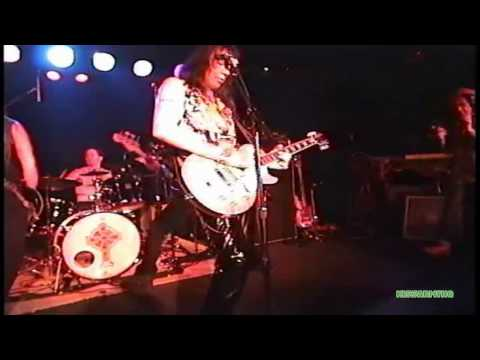 ACE FREHLEY / PETER CRISS - Nothin' To Lose [ San Diego 7/29/95 ]