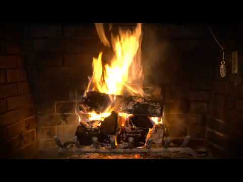 The Fireplace Video - Widescreen HD Download Available!