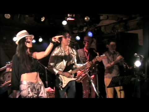Freefunk - Big Footin' (live 2009/08/31)