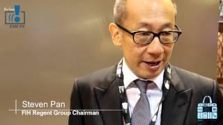 良好印象F I M 2015 ILTM Asia FIH Regent Group Chairman Steven Pan 麗晶集團董事長 潘思亮