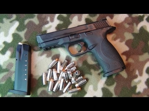 S&W M&P 40 - The Glock Killer?