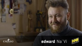 CS:GO Player Profiles - Edward - Na`Vi