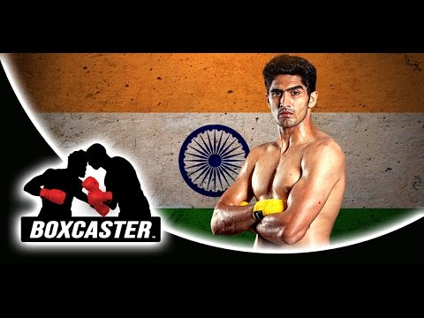 Vijender Singh vs. Matiouze Royer Preview and Breakdown
