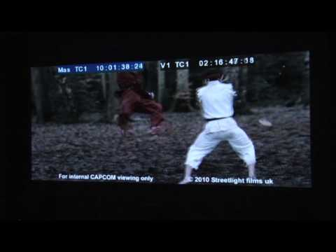 Street Fighter Legacy Designing The Fights
