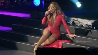 "Mariah Carey ""WITHOUT YOU"" Monterrey Mexico (November 9th, 2016)"