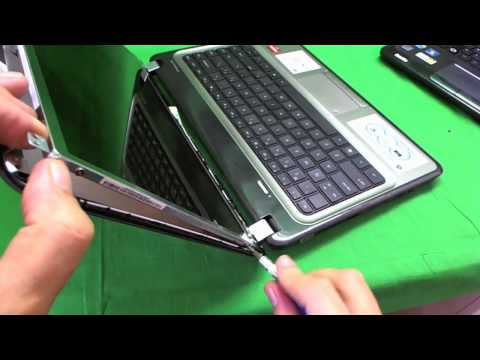 HP Pavilion g4 Laptop Screen Replacement Procedure