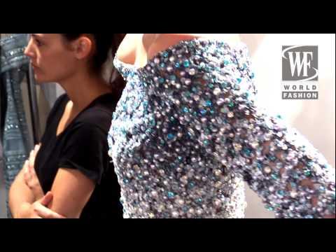 Elie Saab Fall-Winter 2014-15 Haute Couture Show Paris