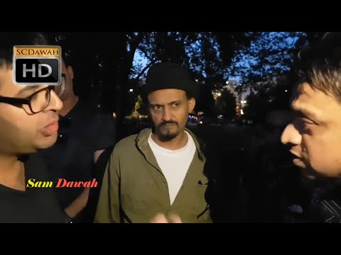 P2 - Your Mother!? Mansur and Shamsi vs Atheist l Speakers Corner l Hyde Park