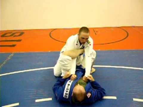 BJJ Techniques: Inverted Spider Guard Armbar Image 1