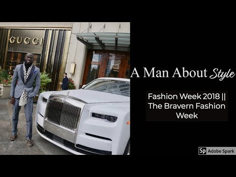 Fashion Week 2018 || Bravern Fashion Week