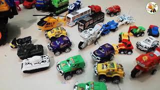 Đồ Chơi Ô Tô Đẹp - Beautiful Car Toys ( Cần Cẩu TV )