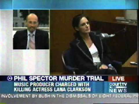 Ventura Courts Criminal Defense Lawyer: Court TV Commentary on Spector