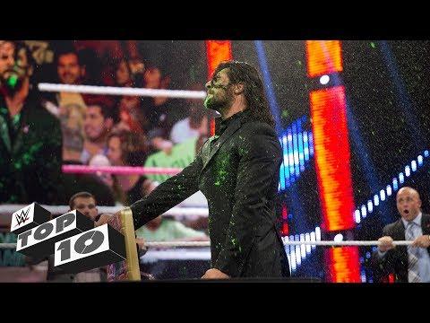 Raw's funniest moments: WWE Top 10, Jan. 8, 2018 thumbnail