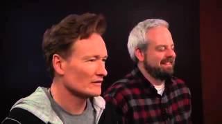 Conan O'Brien Reviews 'Halo 4'   Clueless Gamer   CONAN on TBS