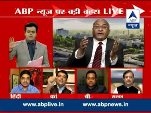 ABP News debate ll How long Pakistan will protect Mumbai mastermind Lakhvi?