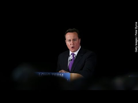David Cameron To Announce Anti-Terror Legislation