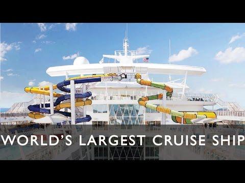 Royal Caribbean's Harmony of the Seas Will Be World's Next Mega Ship