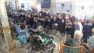 2014/3/11 年長とり施設訪問最終回